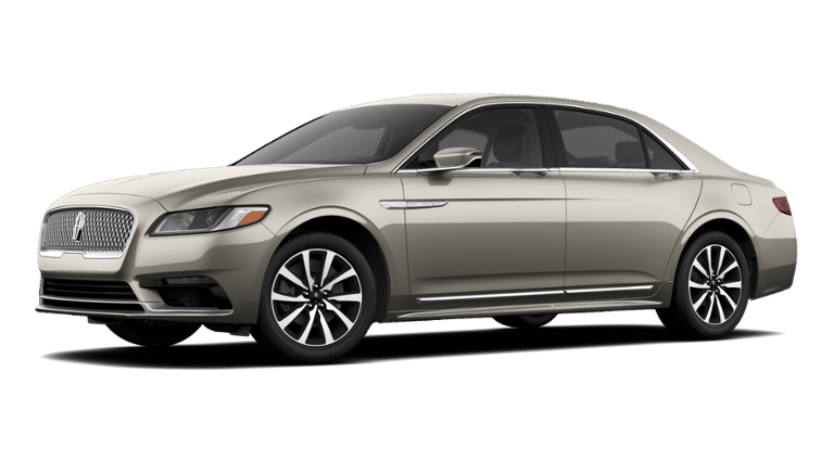 2019 Lincoln Continental PREMIERE-AWD
